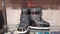 Женские сапоги луноходы, снегоходы, мунбуты, moon boot S,s,m,l рр.