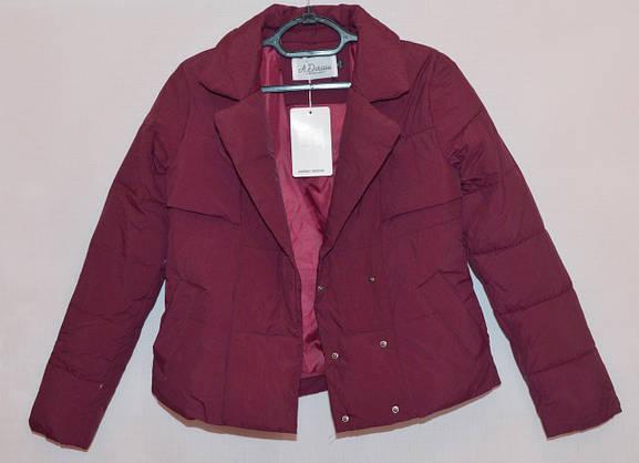 Куртка-пиджак женская весна-осень ANDREA DARSSINI, фото 2