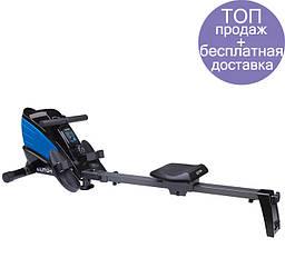 Гребной тренажер Elitum ZX700 для дома и спортзала