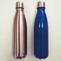 Термос бутылка (туристический, для школьника)