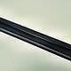 Шини для трекових LED світильників COB LX/LS 2 метри чорний, фото 2