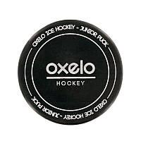 Шайба для детского хоккея Oxelo черная