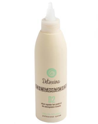 Очищающее масло для кожи головы Delta Studio Detoxina D2