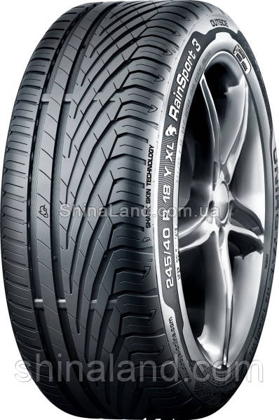 Летние шины Uniroyal RainSport 3 225/45 R17 94Y XL Германия 2018