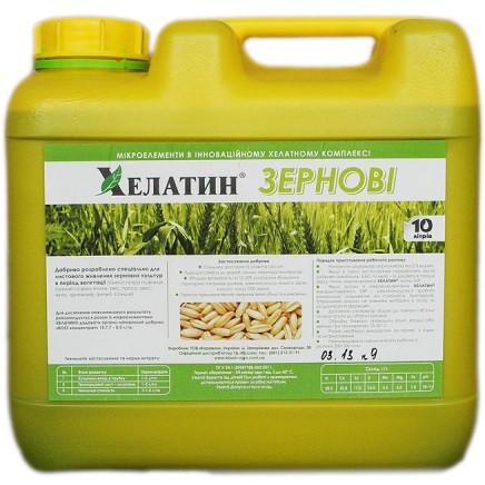 Удобрение Хелатин Зерновые 10 л