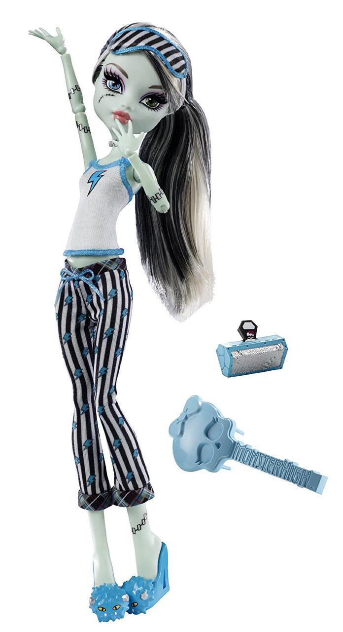 Monster High Frankie Stein Dead Tired Кукла Монстер Хай Френки Штейн Смертельно Уставшие