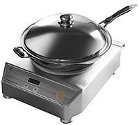 Плита индукционная  BOK PROFI LINE + сковорода индукционная ВОК 3100 H