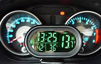 Автомобильные часы VST 7009V, электронные часы