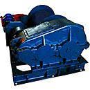 Лебедка электрическая тяговая ТЭЛ-12