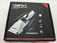 Машинка для стрижки волос 10в1+аккумулятор Gemei GM-571