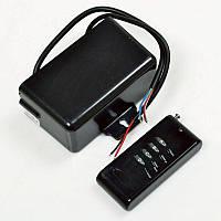 RGB-контроллер RF радио Влагозащищенный 9A (4 кнопки на пульте)