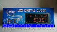 Часы электронные СХ 2158 Часы 29 x 11.5 x 4.5 часы настольные для дома