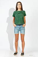 Шорты женские модные AG-0005015 Голубой