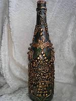 Бутылка сувенир