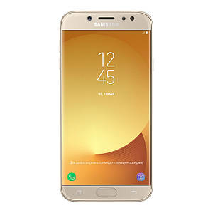 Смартфон Samsung Galaxy J7 2017 Gold (SM-J730FZDNSEK)