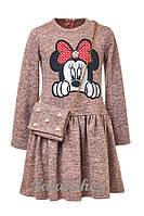 Детское платье Микки Маус