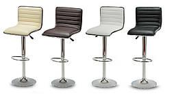 Барный стул Hoker ESTERO с подставкой для ног и регулировкой сидения по высоте