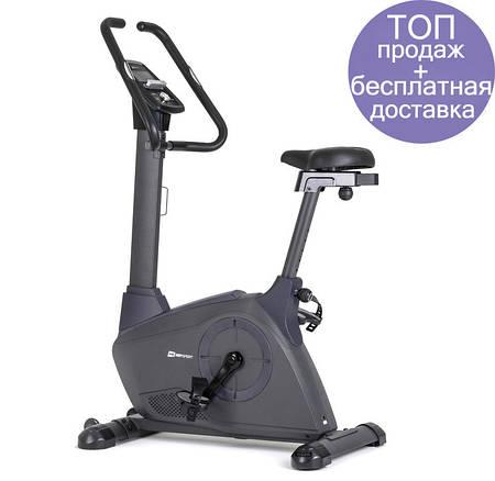 Велотренажер Hop-Sport HS-080H Icon iConsole+ black/grayдля дома и спортзала