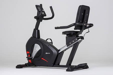 Велотренажер Hop-Sport HS-100L Edge iConsole+ для дома и спортзала