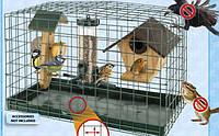 Клетка для диких птиц Refuge Medium Ferplast