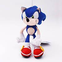 Игрушка Соник Ёжик Super Sonic, 30см