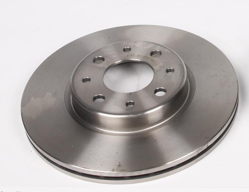 Тормозной диск Fiat Doblo / Bravo / Doblo с 2001 ABS 16046 Нидерланды 4 отв  (257.5X20MM)