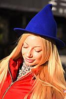 """Стильная женская шляпа """" Конус """" Yulia"""