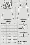 Комплект -  Obsessive Jungirl chemise, фото 4