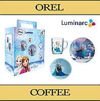 Детский набор посуды Disney Luminarc Холодное Сердце