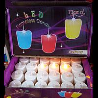 LED СВЕЧКА арт. 63-63, свеча электронная