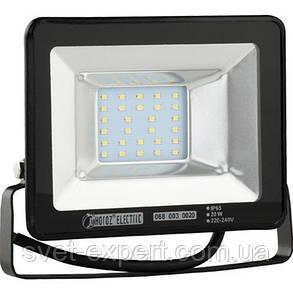 Прожектор IP65 SMD LED 20W 6400K 1000lm 220-240v, фото 2