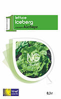 Айсберг салат 0,3 г Vinel' Seeds