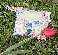 Непромокаемая сумочка для хранения прокладок СЛИНГОПАРК®, фото 1