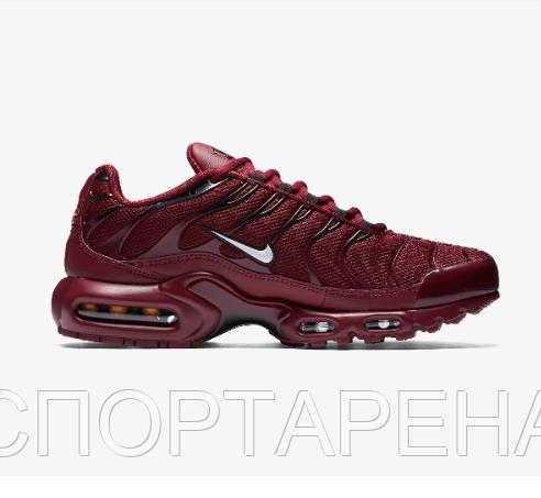 bad74a8c Кроссовки Nike Air Max Plus Team Red 852630-602: продажа, цена в ...