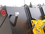 Ківш на JCB - новий зерновий ківш JCB - ціна з ПДВ! ДЕРЖКОМПЕНСАЦІЯ до 40%, фото 6