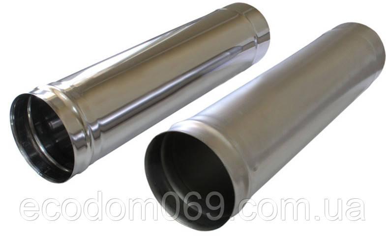 Труба нержавеющая ø 200 1 метр 0,5 мм
