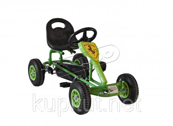 Веломобиль KIDIGO™  Childhood VM1 до 45 кг