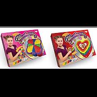 Шкатулка ( блестящая мозаика ), набор для детского творчества