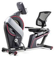 Горизонтальный Велотренажер Hop-Sport HS-200L Dust iConsole+ для дома и спортзала, Львов