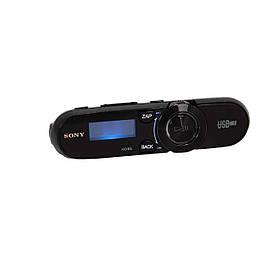 MP3 плеер Sony YT-03 с LCD экраном, наушниками и FM радио, Черный