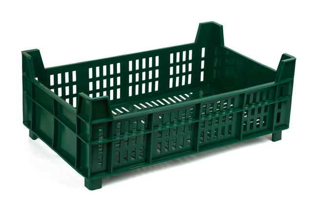 ящик пластиковый 15 кг сорт 2