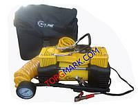 Автомобильный двухпоршневой компрессор SOLAR 85 л/мин 12 вольт