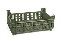 Ящик пластиковый 500х300х190 110, 15кг (2 сорт), исп. VI, фото 1