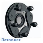 Конус для балансировки колес без центрального отверстия UniLug 405818108 Haweka