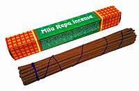 Тибетские безосновные благовония Mila Repa (агар, 22 см, 30 шт)