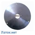 Планшайба для балансировки колес автомобилей Таврия d 40
