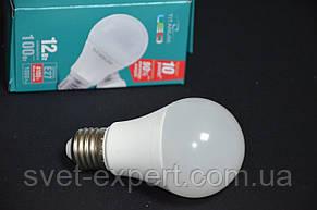 LED лампа TITANUM A60 12W 4100K E27 220V, фото 3