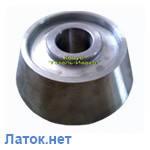 Конус «Газель – Ивеко» d 115-140 мм Украина вал 40 мм