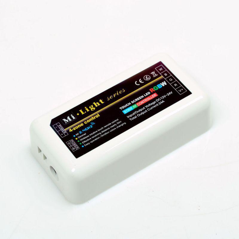 RGBW Радио контроллер зональный 24A(4 канала) 288Вт