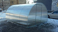 Теплиця Козачка 3х4х2м з полікарбонатом Greenhouse 4 мм